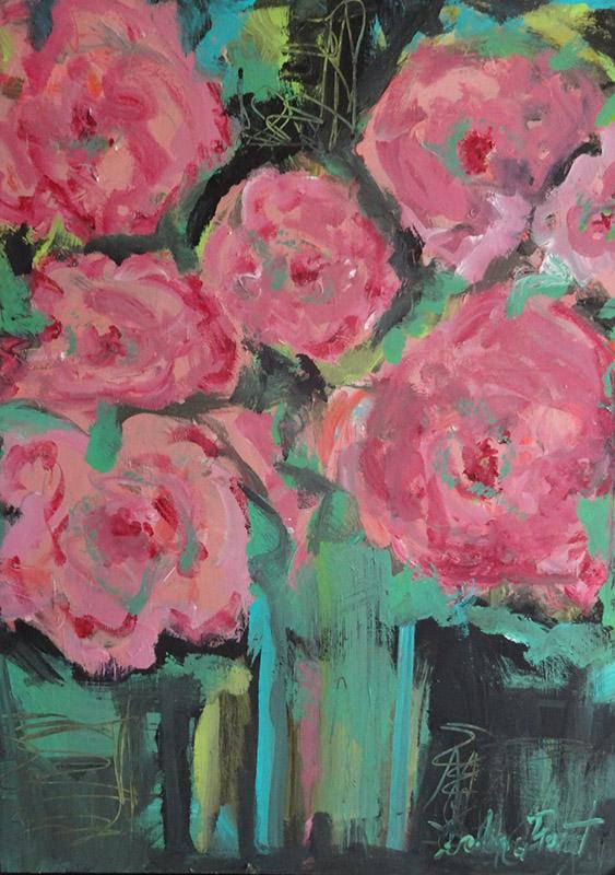 Darlene Provost - La Vie en Rose  2